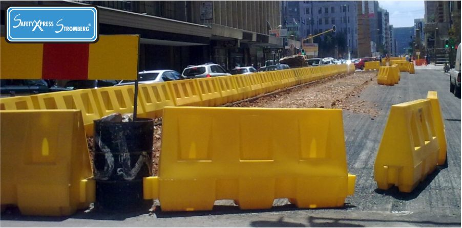 Natural Water Barrier Construction